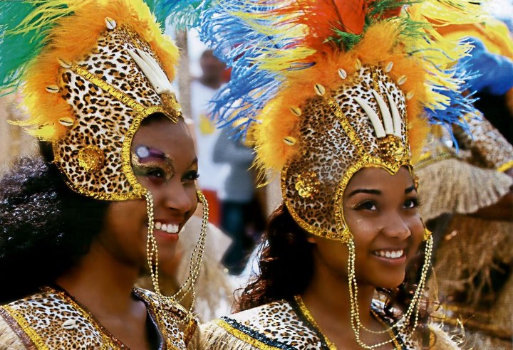 GUADELOUPE carnaval 1