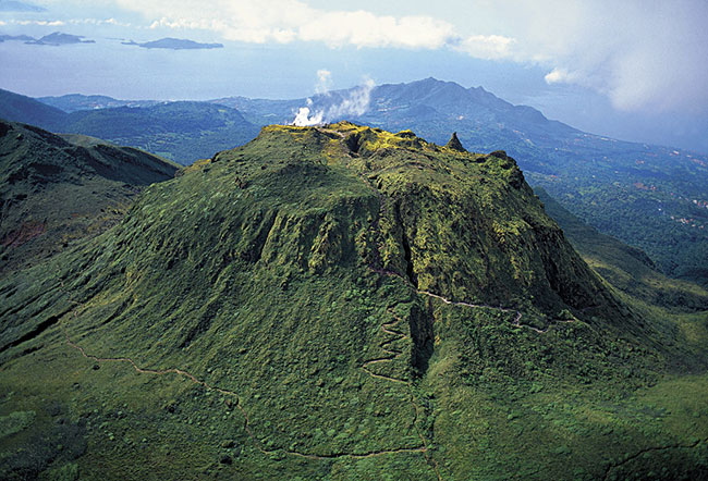 mount-soufriere Guadeloupe