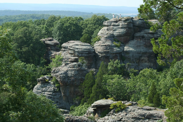 Illinois garden-of-gods