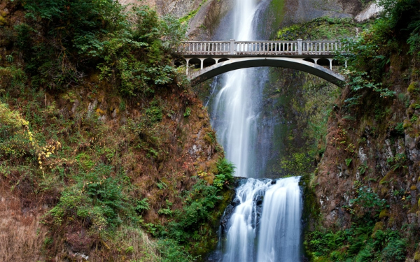 oregon water nature bridges